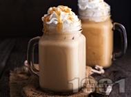 Мокачино с бял шоколад и кафе еспресо